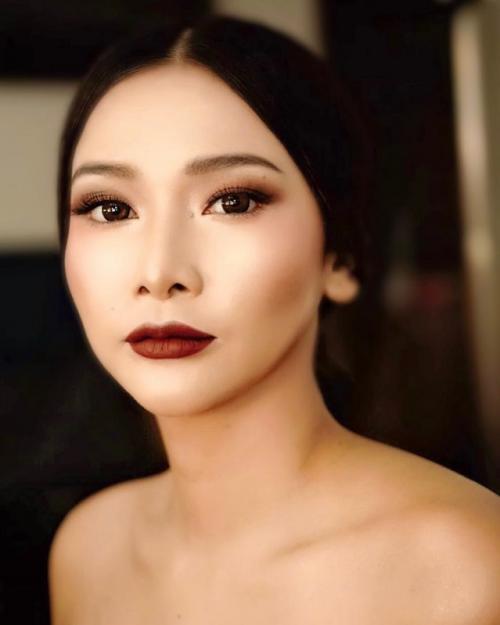 Mey Chan mengaku, menikmati status barunya sebagai wanita single. (Foto: Instagram/@ditaofficial.id)