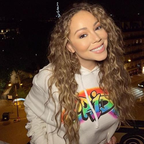 Mariah Carey. (Foto: Instagram/@mariahcarey)