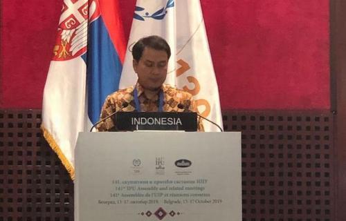 Wakil Ketua DPR Aziz Syamsuddin (Foto : Istimewa)
