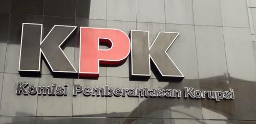 Gedung KPK. (Foto: Okezone.com/Arie Dwi Satrio)