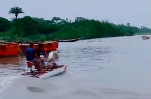 Motor perahu