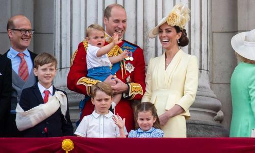 Keluarga kerajaan
