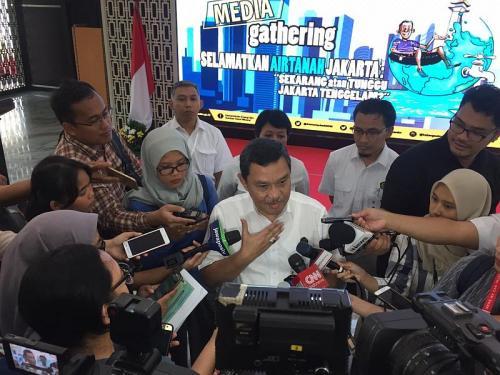 Jakarta Tenggelam