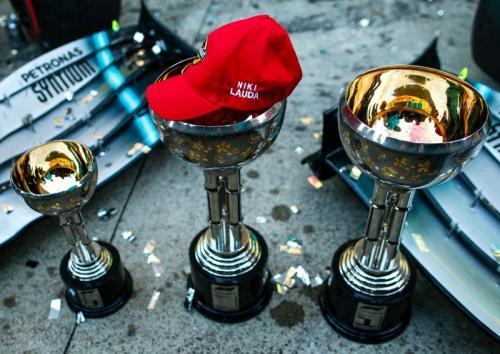 Trofi konstruktor F1 2019 dipersembahkan untuk mendiang Niki Lauda