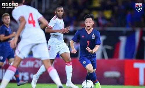 Thailand vs UEA