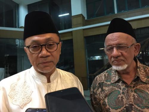 Ketua Umum PAN, Zulkifli Hasan. (Ist)
