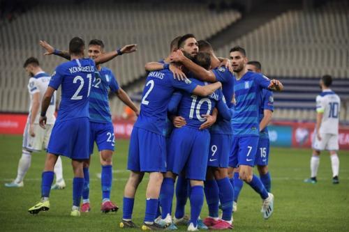 Yunani vs Bosnia