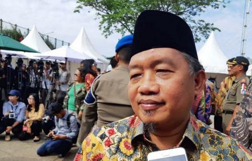 Wakil Ketua DPRD DKI Jakarta perwakilan dari PKS, Abdurrahman Suhaimi. (Foto : Okezone.com)