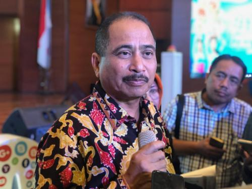 Arief Yahya bengong