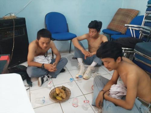 Remaja Tawuran Depok