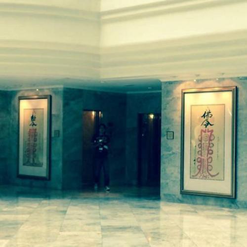 Direnovasi beberapa tahun yang lalu, Grand Hyatt Taipei yang modern adalah pemandangan yang patut dilihat.
