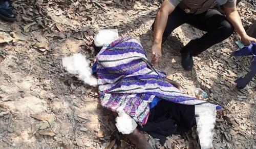 Sutarjo tewas terbakar saat membakar lahannya untuk berkebun (Foto : Isitmewa)