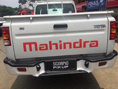 Mahindra Mobil