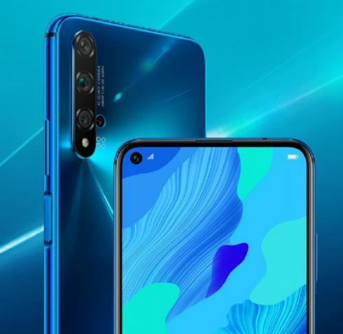 Huawei akan memperkenalkan ponsel terbarunya nova 5T di Eropa pada bulan depan.