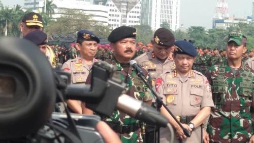 Panglima TNI Marsekal Hadi