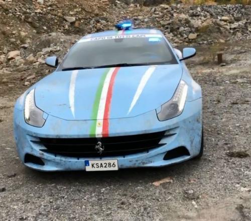 Modifikasi Ferrari
