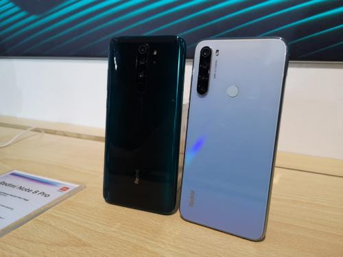 Xiaomi Jual 10 Juta Ponsel Redmi Note 8 dan Note 8 Pro dalam Tiga Bulan