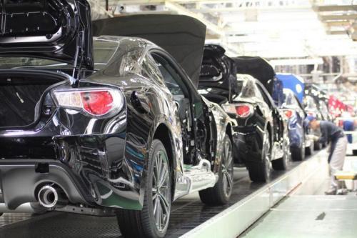 Pabrik Subaru