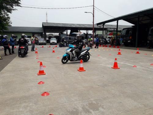Honda safety riding