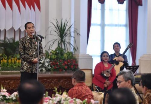 Jokowi. (Foto: Biro Pers Setpres)