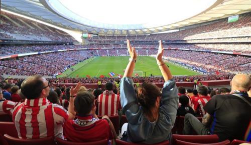 Markas Atletico Madrid, Stadion Wanda Metropolitano