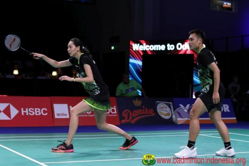 Hafiz/Gloria ke perempatfinal Hong Kong Open 2019