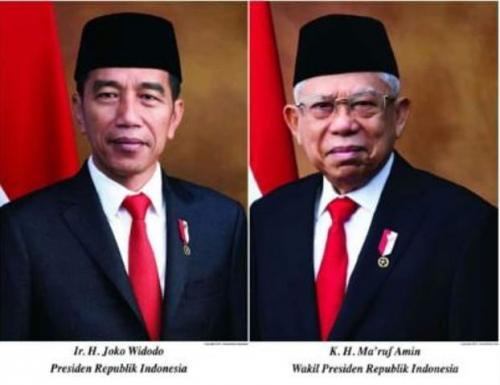 Jokowi-Maruf (Foto : Istimewa)