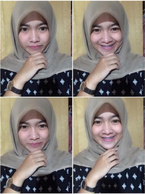Siti Latipah hijab