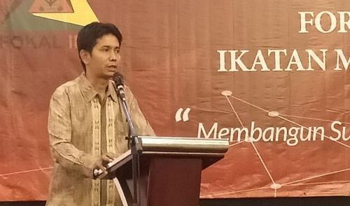 Ketua Pelaksana Silatnas Alumni IMM Ton Abdillah (Foto : Istimewa)