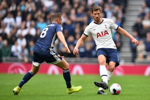 Tottenham Hotspur nyaris tumbang dari Watford (Foto: Premier League)