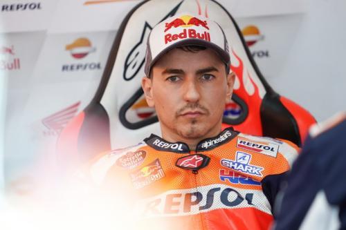 Penampilan Jorge Lorenzo di MotoGP 2019