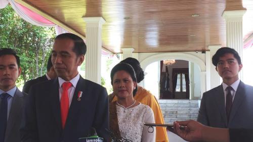 Keluarga Jokowi