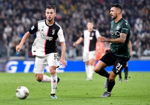 Produktivitas Juventus di Liga Italia sedikit macet