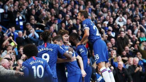 Skuad Chelsea di musim 2019-2020