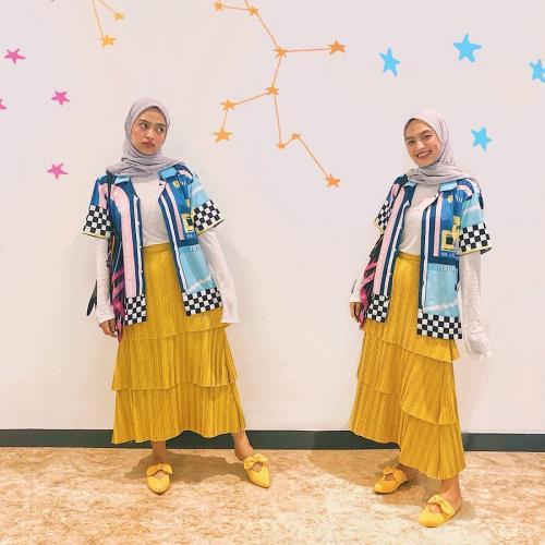 Tasya Kissty hijab
