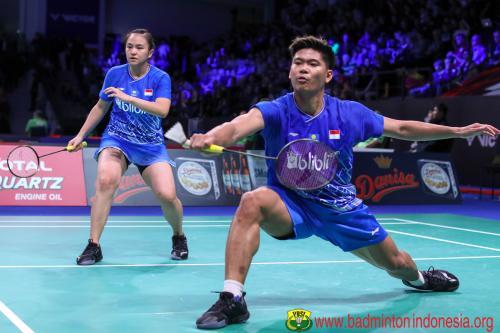Praveen/Melati Juara Denmark Open 2019