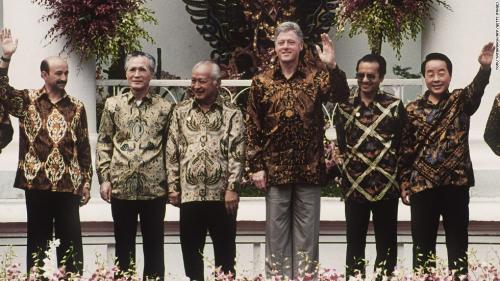 Soeharto batik