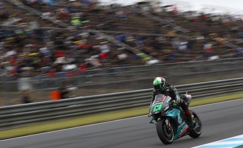 Franco Morbidelli di MotoGP Jepang 2019