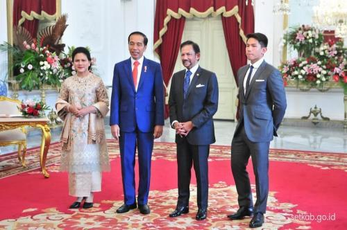 Pangeran dan Jokowi