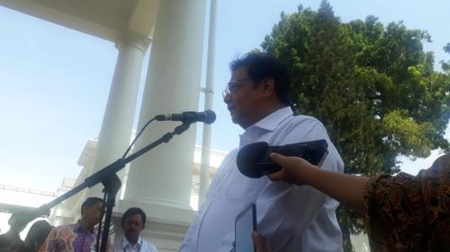 Airlangga Hartarto. (Foto : Okezone.com)