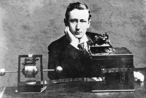 Sejarah radio jadul