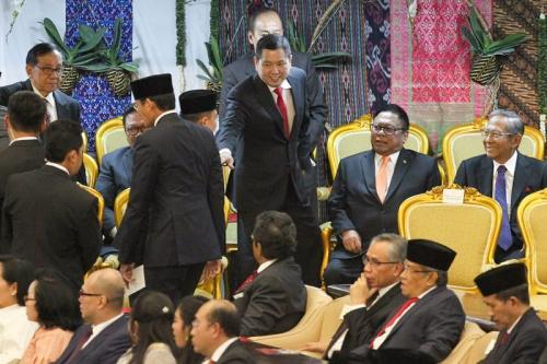 Pelantikan Presiden Jokowi