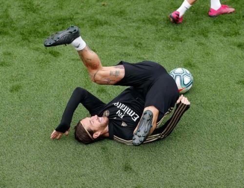 Sergio Ramos (Foto: Twitter)