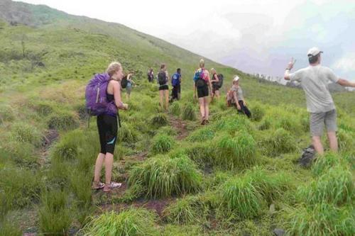 Juga dikenal dengan sebutan Gunung Fako, Gunung Kamerun ini merupakan puncak tertinggi di Afrika setelah Jebel Toubkal di Maroko
