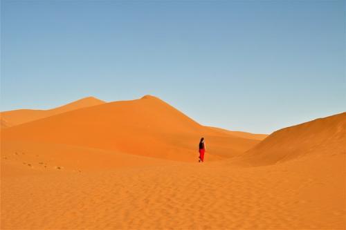 Gurun Namib merupakan keajaiban sejati umat manusia.
