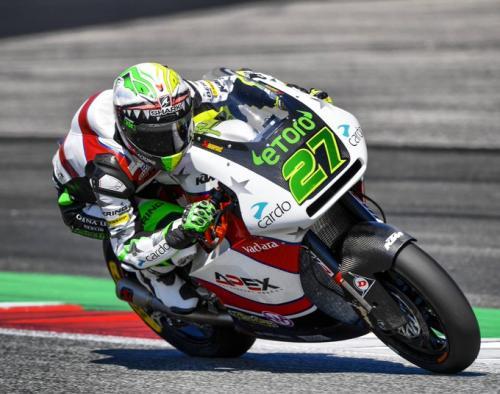 Iker Lecuona diisukan bakal gabung KTM Red Bull