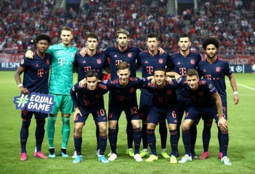 Skuad Bayern Munich