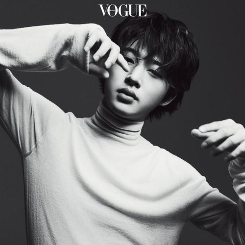 Kim Hanbin alias B.I. (Foto: VOGUE)