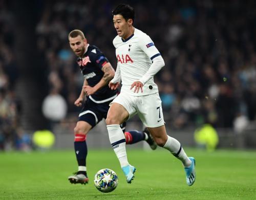 Tottenham Hotspur vs Red Star Belgrade