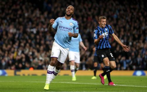 Raheem Sterling membela Man City